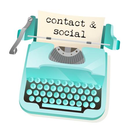 contact & social