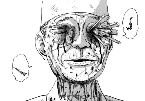 Horror Manga: Like I Need Another Hobby (3/3)
