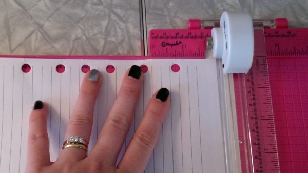 How To: Make Your Own A5 Filofax Filler Paper (6/6)