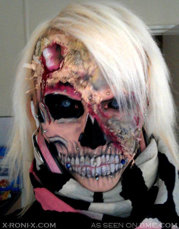 Real Life Horror: Eyeball Tattooing (4/4)
