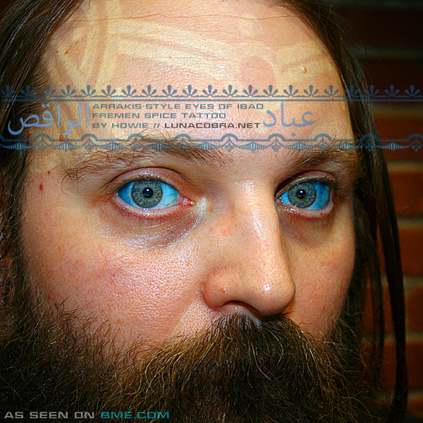 Real Life Horror: Eyeball Tattooing (2/4)