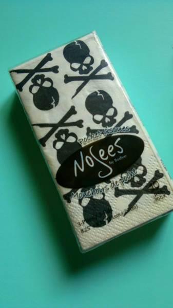 nosees tissues skulls