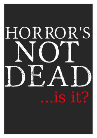 horror dead
